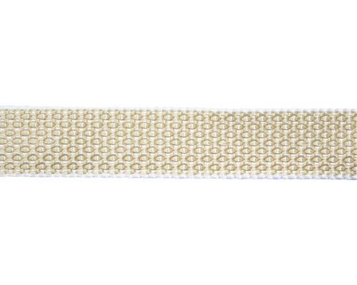 Banda pentru jaluzele exterioare Mamutec 23mm, culoare bej