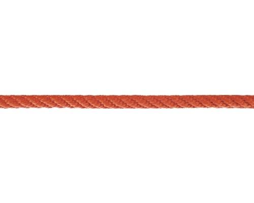 Frânghie polipropilenă Mamutec Ø10mm, portocaliu