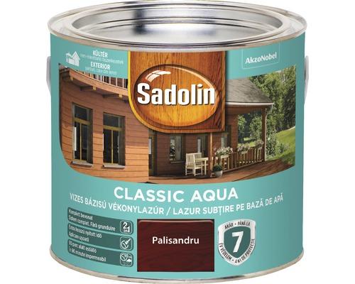 Lazura pentru lemn Sadolin Classic Aqua palisandru 2,5 l