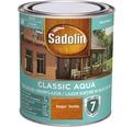 Lazura pentru lemn Sadolin Classic Aqua stejar inchis 0,75 l