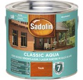 Lazura pentru lemn Sadolin Classic Aqua teak 2,5 l