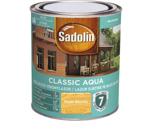 Lazura pentru lemn Sadolin Classic Aqua stejar deschis 0,75 l
