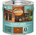 Lazura pentru lemn Sadolin Classic Aqua nuc 2,5 l
