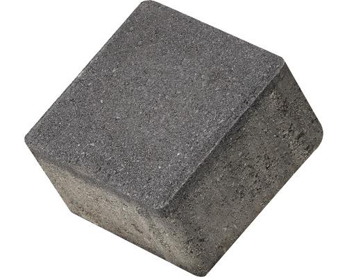 Pavaj Quattro negru 10x10x6 cm