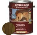 Lazura pentru lemn 3 in 1 Super Holzlasur nuc 2,5 l