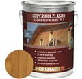 Lazura pentru lemn 3 in 1 Super Holzlasur teak 5 l