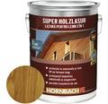 Lazura pentru lemn 3 in 1 Super Holzlasur stejar 5 l