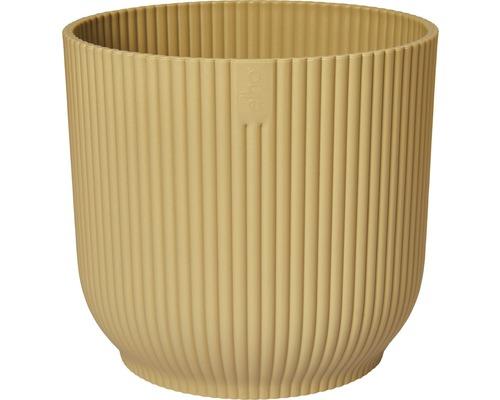 Masca pentru ghiveci Vibes, Ø 18 cm, H 16,8 cm, galben