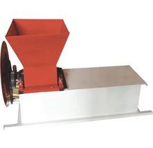 Zdrobitor-desciorchinător manual Bronto, cuvă din aluminiu, 390x390x310 mm