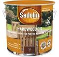 Impregnant pentru mobilierul de gradina Sadolin Hardwood Oil teak 2,5 l