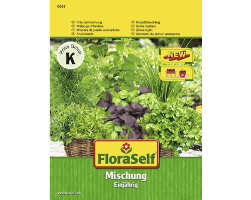FloraSelf seminte de ierburi aromatice anuale