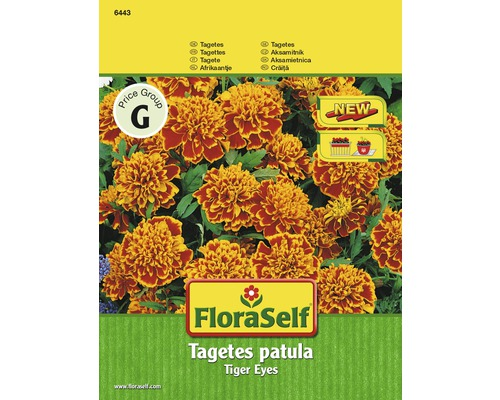 FloraSelf seminte de craite 'Ochi de tigru'