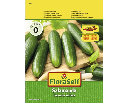 FloraSelf seminte de castraveti Snack