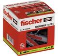 Dibluri plastic cu surub Fischer DuoPower 14x70 mm, 8 bucati