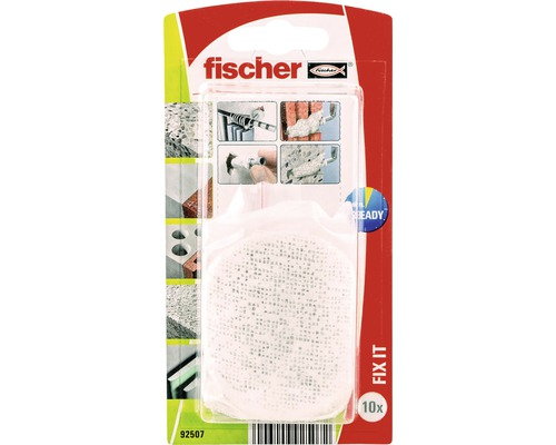 Pachet reparatie dibluri largi Fischer FIX IT, 10 foi