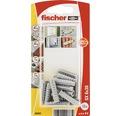 Dibluri plastic fara surub Fischer SX 6x30 mm, 15 bucati