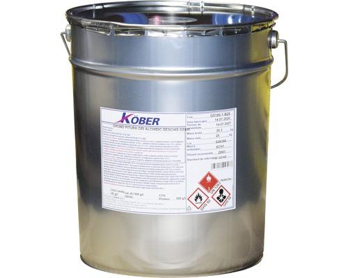 Grund pentru metal Pitura gri 25 kg