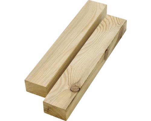 Fundatie terasa lemn 45x70x4000 mm larice