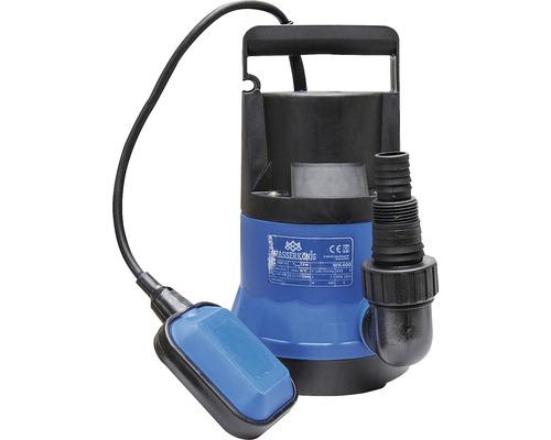 Pompa submersibila 400 W, 120 l/min, H 8 m