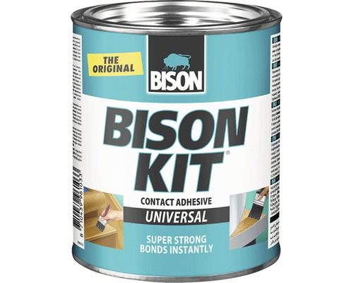 Adeziv de contact universal Bison Kit 650 ml