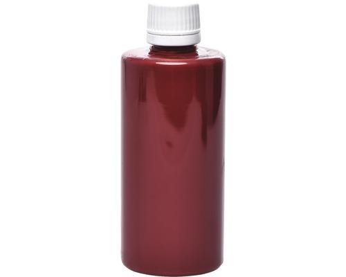 Vopsea retus pentru gard BFENCE, 100 ml, rosu