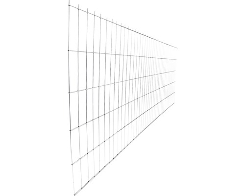 Panou gard 2D zincat 1030x2510 mm, 6/5/6 mm argintiu
