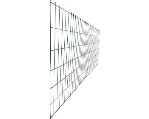 Panou gard 2D zincat 1230x2510 mm, 6/5/6 mm verde