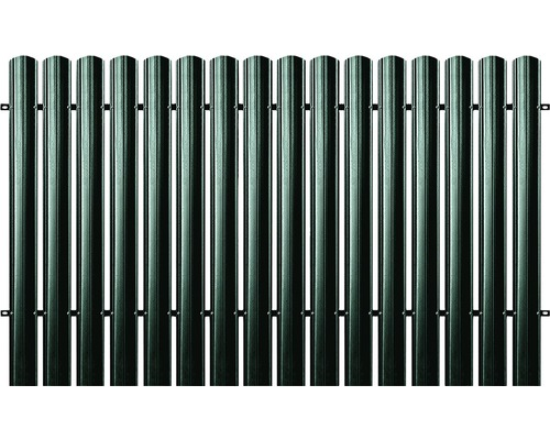 BFENCE panou drept 150x200 cm verde