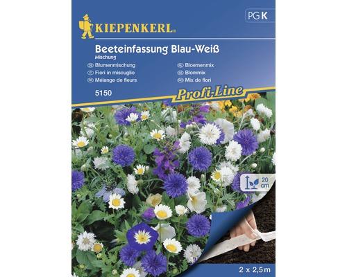 Semințe mix flori de bordură Kiepenkerl albastre/albe