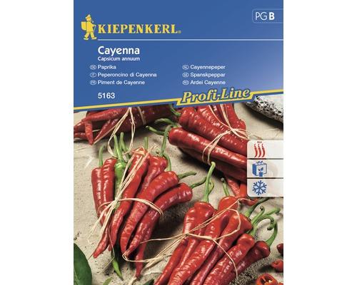 Seminte de legume Kiepenkerl, ardei iute Cayenne