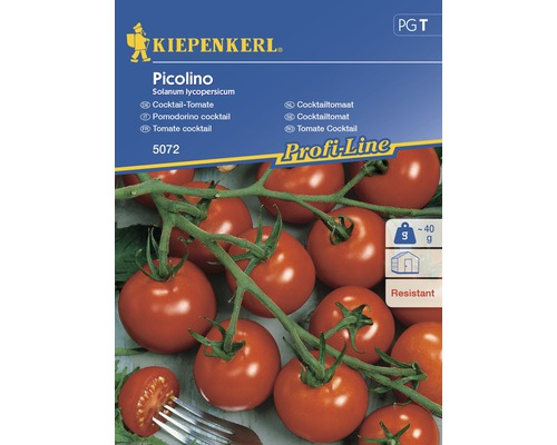 Semințe de legume Kiepenkerl, roșii Cocktail Picolino