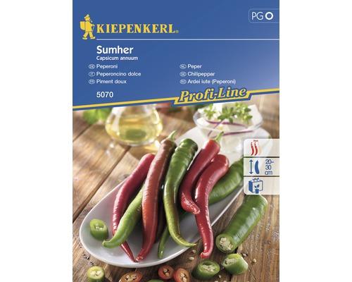 Seminte de legume Kiepenkerl, ardei iute Sumher