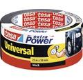 Banda pentru reparatii tesa extra Power Universal neagra 25 m x 50 mm