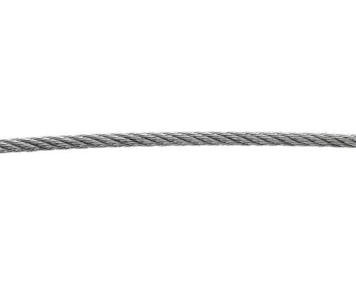 Cablu șufă oțel inoxidabil Pösamo Ø4 mm