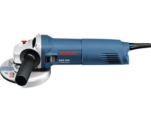 Polizor unghiular Bosch Professional GWS1000 1000W 125mm