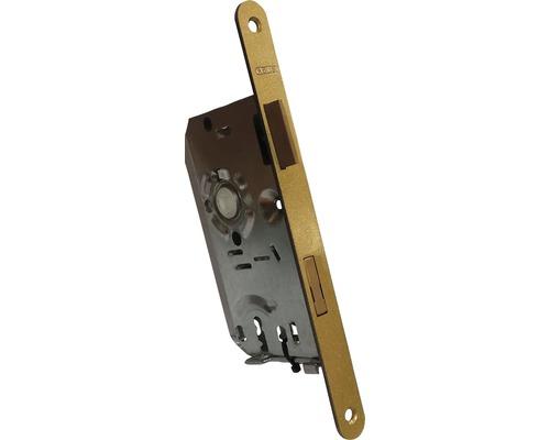 Broasca ingropata usa interior Abus ES 55x72 mm, stanga, cu 1 cheie BB, auriu
