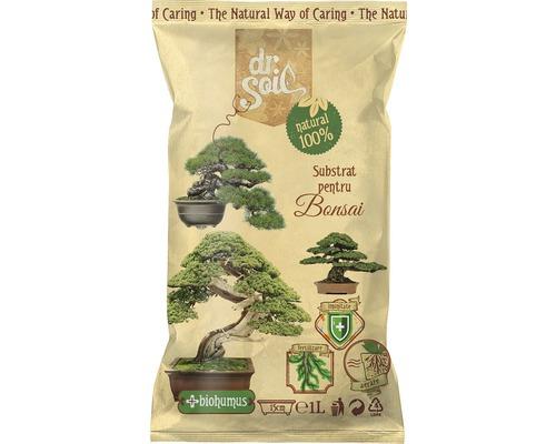 Substrat pentru bonsai Dr. Soil 1 l