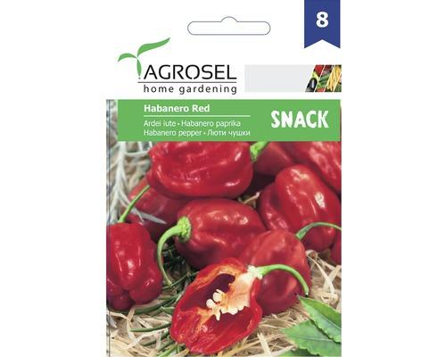 Seminte de legume Agrosel, ardei iute Habanero PG8