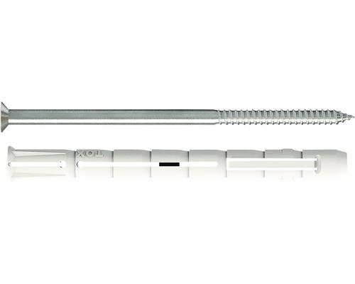 Dibluri plastic cu surub Tox Joker 8x90 mm, 12 bucati