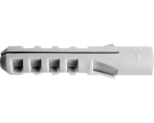 Dibluri plastic fara surub 6x30 mm, 1000 bucati