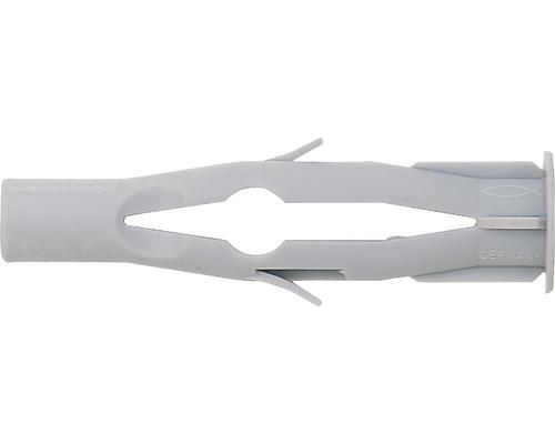 Dibluri plastic fără șurub Fischer FU 8x50 mm, 12 bucăți
