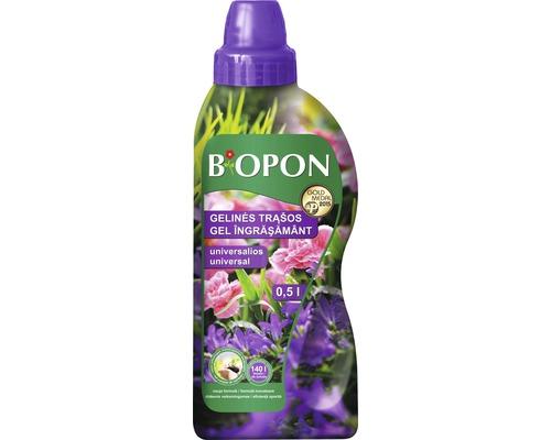 Îngrășământ lichid Biopon universal 0,5 l