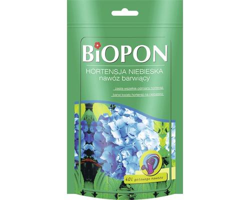 Ingrasamant colorant Biopon pentru hortensii 200 g