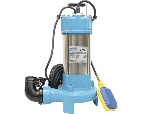 Pompă pentru apă murdară cu tocător Sanit 1300 W, 18000 l/h, H 12 m