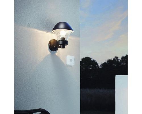 Senzor de mișcare & crepuscular Eglo Crosslink 120°, baterii incluse