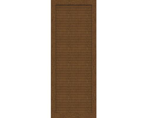 Element partial BasicLine tip T 70 x 180 cm, Golden Oak