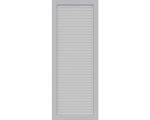 Element parțial BasicLine tip T 70 x 180 cm, gri argintiu
