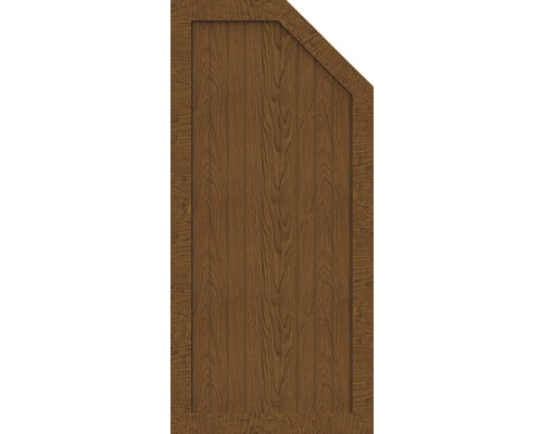 Element principal BasicLine tip I 150 x 210/180 cm, Golden Oak