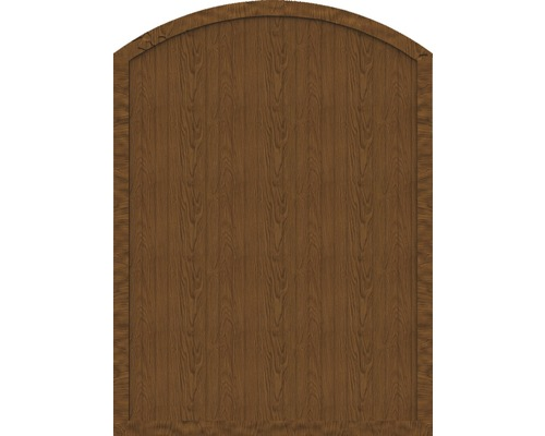 Element principal BasicLine tip F 150 x 205/180 cm, Golden Oak
