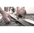 Set 48 cale de cauciuc Konsta pentru terasa 90x60x8 mm